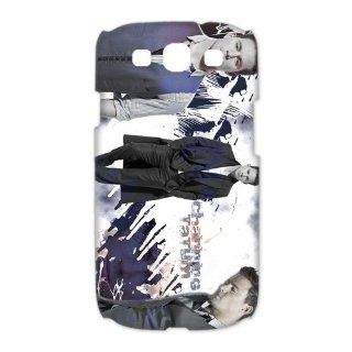 Custom Channing Tatum 3D Cover Case for Samsung Galaxy S3 III i9300 LSM 916: Cell Phones & Accessories