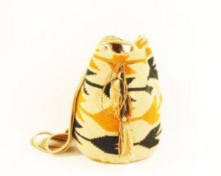 SeaSalt Wayuu Mochila Handmade Shoulder Bag WA 918 Cross Body Handbags Clothing