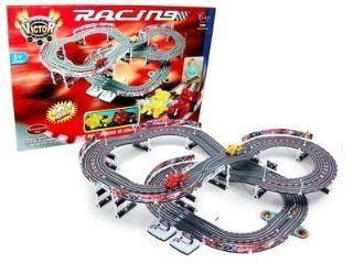 Kids Authority Track set  Giant motor bikes   Giant ATV slot car racing set   15ft Track Toys & Games