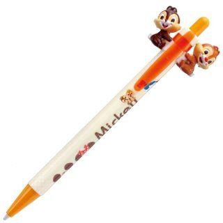 Pencil mascot Chip & Dale C & D  Pencil Holders