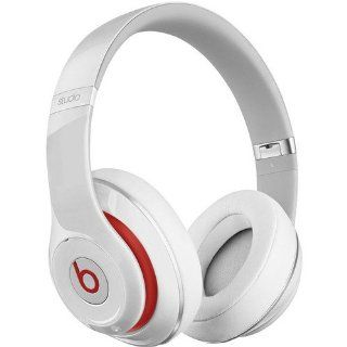 Beats Studio Over Ear Headphones (White): Electronics