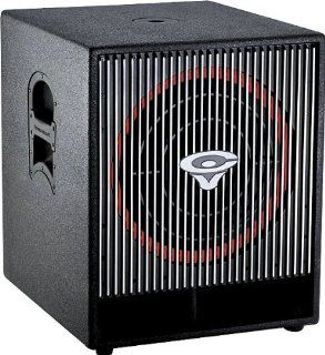 Cerwin Vega Pro Cva 118X 18 Inch Activeseries High Performance Subwoofer Electronics
