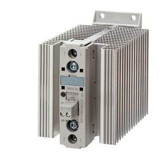 Siemens 3RN1013 2GW00 Thermistor Motor Protection Relay, Screw Terminal, Standard Evaluation Units, 2 LEDs, 22.5mm Width, Manual/Auto/Remote Reset, 2 CO Hard Gold Plated Contacts, 24 240VAC/VDC Control Supply Voltage: Current Monitoring Relays: Industrial