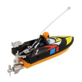 Micro 953 Remote Control Rc Electric Flying Speed Boat Rowing Racing Mini Toy Toys & Games