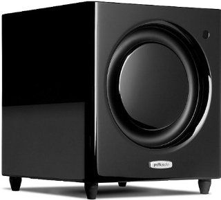 Polk Audio DSW MicroPRO 3000 Subwoofer (Single, Black) Electronics