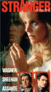 Stranger in My Bed [VHS]: Lindsay Wagner, Armand Assante, Doug Sheehan, Gabriel Damon, Allyn Ann McLerie, R.H. Thomson, Alyson Court, Clayton Corzatte, Garry Chalk, Ken Camroux, Frances Flanagan, Margot Pinvidic, Laszlo George, Larry Elikann, Edgar J. Sche