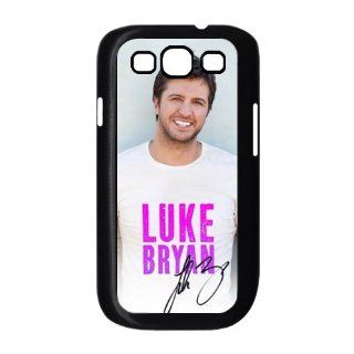 FashionFollower Design Luke Bryan Samsung Galaxy S3 Case Hard Cover Protective Back Fits Case SamsungWN62906 Cell Phones & Accessories