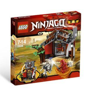 LEGO Ninjago Blacksmith Shop 2508 Toys & Games