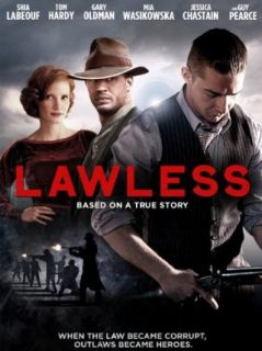Lawless: Shia LaBeouf, Tom Hardy, Guy Pearce, Jessica Chastain:  Instant Video