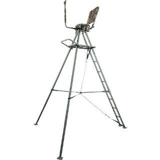 Ameristep Non Typical Raptor 10' Tripod Stand  Hunting Tree Stands  Sports & Outdoors