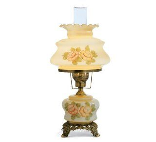 Victorian Hurricane Lamp