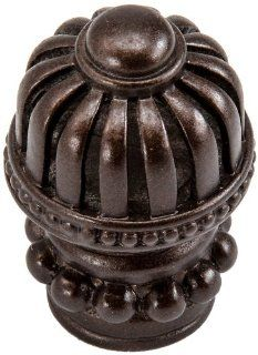 Carpe Diem Hardware 969 12 1 1/16 Inch Cricket Cage Bronze Knob   Cabinet And Furniture Knobs