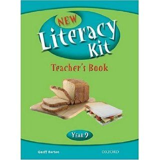 New Literacy Kit: Year 9: Teacher's Book with CD ROM: Michaela Blackledge, et al.: 9780198321767: Books