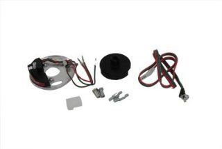 Unilite Breakerless Electronic Dual Fire Ignition System for 70 03 Harley Models   Frontiercycle (Free U.S. Shipping): Automotive