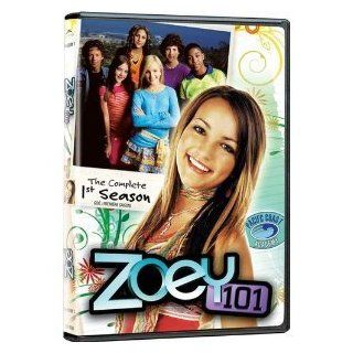 Zoey 101: The Complete First Season: Jamie Lynn Spears, Paul Butcher, Sean Flynn, Kristin Herrera, Christopher Massey, Alexa Nikolas, Erin Sanders, Matthew Underwood: Movies & TV