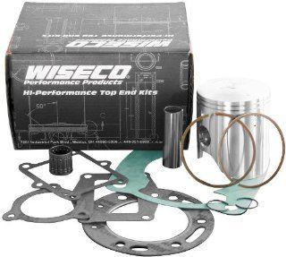 Wiseco (CK201) 81.0mm 4 Stroke Motorcycle Top End Piston Kit Automotive
