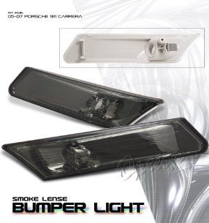 PORSCHE CARRERA 997 EURO SMOKE SIDE MARKER LIGHT LAMP S C4S: Automotive