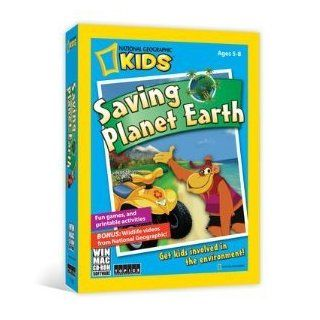 Topics Entertainment Nat Geo Kids Saving Planet Earth Dependable Popular Innovative Sm Box: Video Games