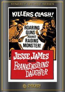 Jesse James Meets Frankestein's Daughter (1966): John Lupton, Narda Onyx, William Beaudine, Carl K. Hittleman:  Instant Video