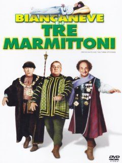 Biancaneve E I Tre Marmittoni Joe De Rita, Larry Fine, Moe Howard, Walter Lang Movies & TV