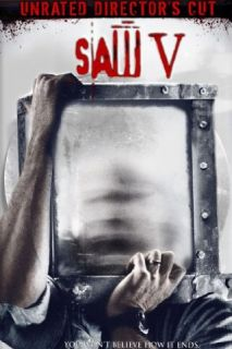 Saw V: Tobin Bell, Costas Mandylor, Scott Patterson, Betsy Russell:  Instant Video