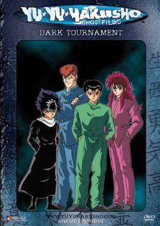 Yu Yu Hakusho   Dark Tournament (Uncut): Justin Cook, Laura Bailey (II), Christopher Sabat, Cynthia Cranz, Chuck Huber, John Burgmeier, Kent Williams, Sean Teague, Linda Young (II), Meredith McCoy, Kasey Buckley, Susan Huber, Jessica Dismuke, Chris Rager,