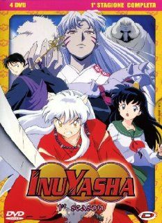 Inuyasha   Stagione 01 (Eps 01 26) (4 Dvd) [Italian Edition]: Kyoto Animation, Sunrise, Yomiuri TV, Massimiliano Alto, Fabio Boccanera, Maura Cenciarelli, Emanuela D'Amico, Barbara De Bortoli, Federica De Bortoli, Fabrizio De Flaviis, Yasunao Aoki, Mas