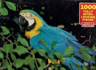 According to Hoyle 1000 Pc Jigsaw Puzzle Macaw Toys & Games