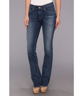 Big Star Sarah Mid Rise Slim Bootcut Jean in 15 Year Cardova Womens Jeans (Blue)