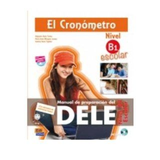 El Cronometro Escolar Libro Del Alumno + CD B1 (Mixed media product)(Spanish)   Common Editorial Edinumen 0884608053633 Books