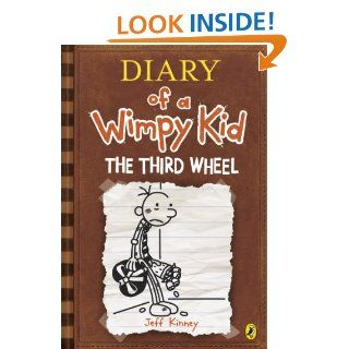 Diary of a Wimpy Kid The Third Wheel (Book 7)   Kindle edition by Jeff Kinney. Children Kindle eBooks @ .