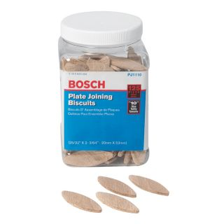 Bosch 125 Piece Biscuit Joiners