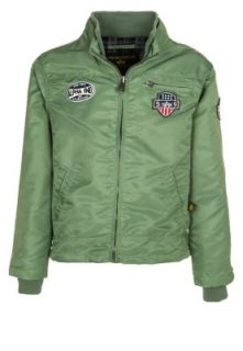 Alpha Industries   MECHANIC 2   Summer jacket   green
