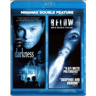 Darkness / Below [Blu ray]: Jason Flemyng, Zach Galifianakis, Iain Glen, Anna Paquin, Lena Olin, Olivia Williams, Brue Greenwood, Jaume Balaguer�, David Twohy: Movies & TV