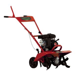 Earthquake 99 cc 21 in Front Tine Tiller with Viper Engine