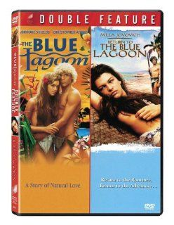 The Blue Lagoon / Return to the Blue Lagoon (Double Feature) Christopher Thomas Atkinson, Brooke Shields, Milla Jovovich, Brian Krause Movies & TV