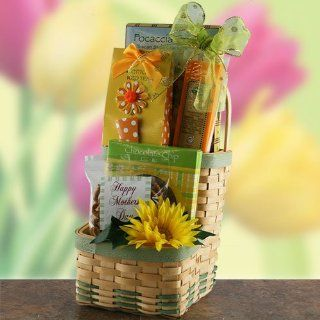 A Mothers Work is Never Done Mothers Day Pamper Basket  Gourmet Candy Gifts  Grocery & Gourmet Food