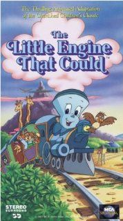 The Little Engine That Could [VHS]: Kath Soucie, Frank Welker, B.J. Ward, Neil Ross, Bever Leigh Banfield, Peter Cullen, Scott Menville, Billy O'Sullivan, Dina Sherman, Dave Edwards, Terry Brown, Mike Young, Ray Rhamey, Watty Piper: Movies & TV