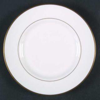 Royal Worcester Capri  Salad Plate, Fine China Dinnerware   Bone, No Decals, Smo