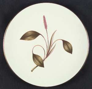 Franciscan Mesa (Fine China) Dinner Plate, Fine China Dinnerware   Fine China,Pi