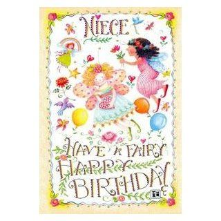 Happy Birthday Greeting Card Niece Fairy: Everything Else