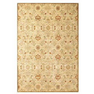 Grimsby Area Rug, 8'x11', LIGHT GOLD   Hand Tufted Rugs