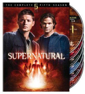 Supernatural: Season 5: Jared Padalecki, Jensen Ackles, Misha Collins: Movies & TV