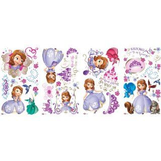 RoomMates RMK2294SCS Sofia The First Peel and Stick Wall Decals: Home Improvement