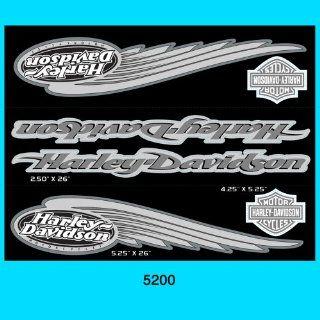 Harley Davidson Ghost Graphix Body Graphics: Automotive