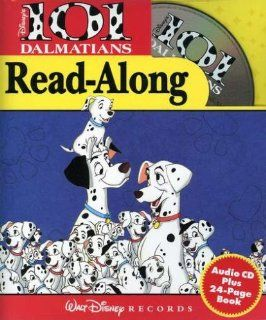 One Hundred One Dalmatians Story and Songs (Paperback Book & Audio CD) Music