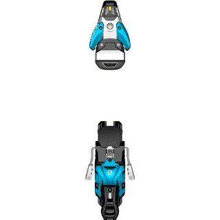 Salomon STH2 16 Ski Bindings   Black/Blue   (130mm)   2014  Alpine Ski Bindings  Sports & Outdoors