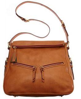 Dooney & Bourke Handbag, Florentine Vachetta Zip Sac   Handbags & Accessories
