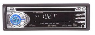 Aiwa CDC X227 In Dash CD Player : Vehicle Cd Player Receivers : Electronics