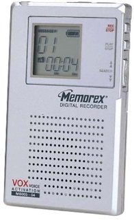 Memorex MB005 Digital Voice Recorders Electronics